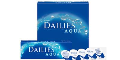 DAILIES Aqua