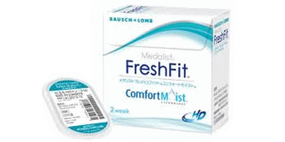 Medalist Fresh Fit Comfort Moist