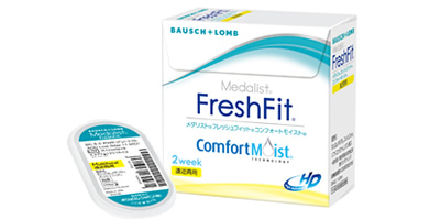 Medalist Fresh Fit Comfort Moist multifocal