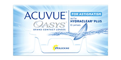 Acuvue OASYS toric