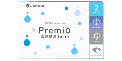 2week menicon premio multifocal toric